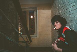 Smoke in the hallway