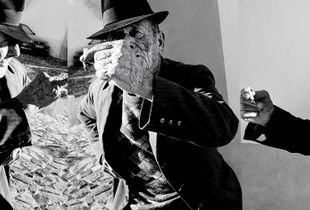 Cigarett Man