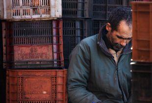 Coloured Silence of Marrakech I