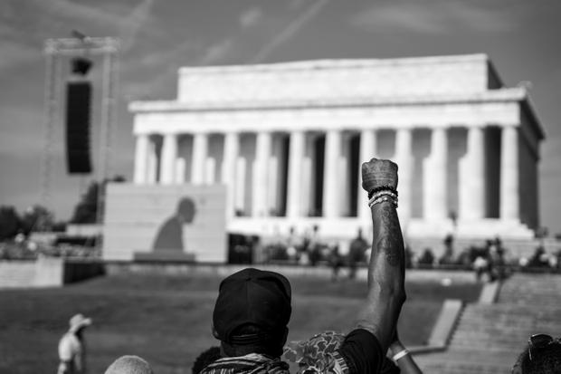 Black Power White Memorial