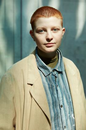 Street portrait - Ellen