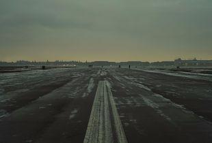 Nightflight, Tempelhof Airport Berlin