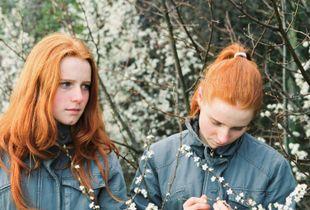 Jenny & Polina 2006