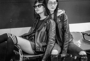 The Asian Girls, London, UK