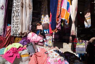Colors of Nablus