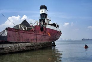 scrapped, the deadly business of dismantling ships in madura, indonesia.