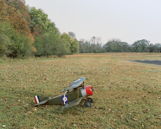 Peeler Airfield Plane