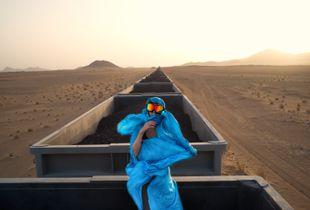 Mauritanian honeymoon