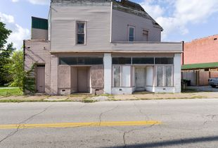 """From the series, """"Nearly Identical Views (of Different Places): Parkersburg, WV 2015"""