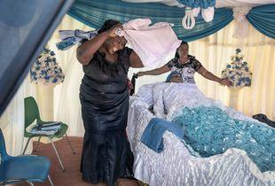 The last journey. Funerals in Ghana 1