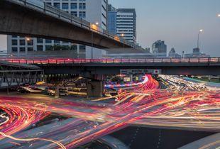 BKK traffic spaghetti
