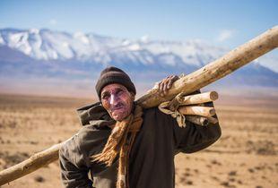 The Wood Bearer