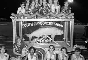 South Lafourche Cheerleaders