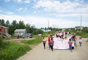 Youth Council Awareness Walk
