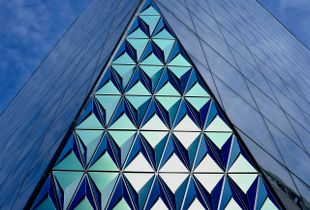 Architecture as abstract art