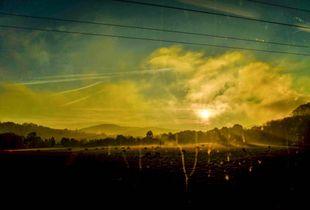 """Early Morning on Railways"""