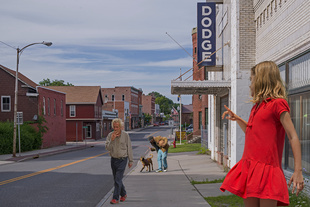 Church Street, Hoosick Falls, New York, 2015
