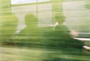 Speed Train Reflection