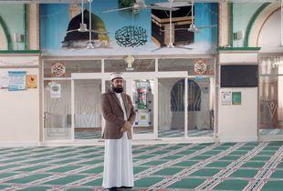 Senior Imam Muhammad Ikhlaq Mubarak