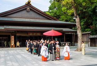 Meiji Shrine, Tokio