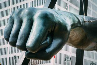 Detroit Joe Louis's Fist