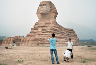 Sphinx - Shijiazhuang