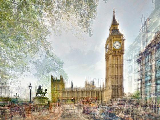Approaching Big Ben