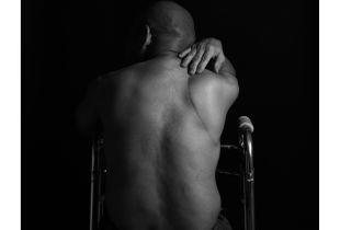 Longstanding disabled refugee in Hong Kong