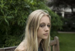 Chloe II (from the series: Schoolgirls)