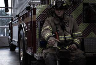 Firefighter stephen.