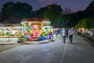 """At the annual fair to celebrate """"Dia de Reyes""""; Atlixco Puebla, MX"""