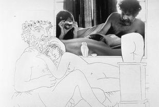 Picasso Collage, 1973 © Joanne Leonard