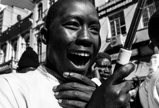 Senegalese immigrants