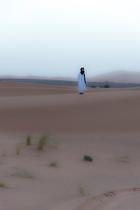 Berber in the Desert
