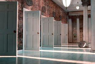 Door Number 3