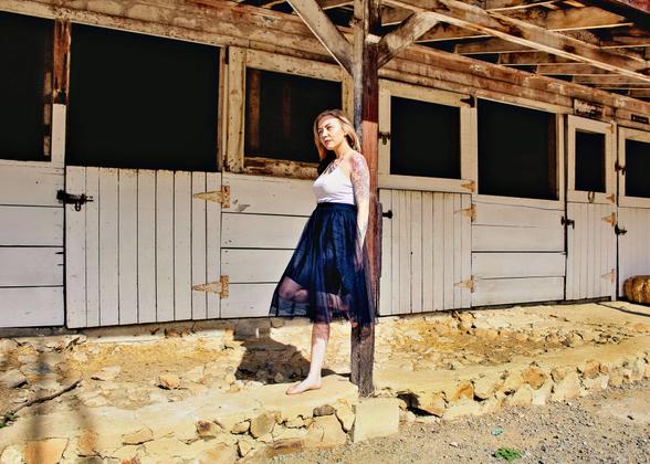Barn Girl