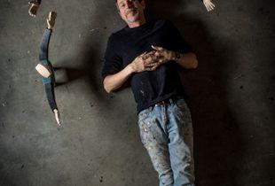 Artist In Studio: Peter Kiss