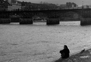 Le quai de la Seine