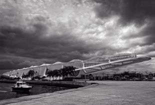 The Museum of Tomorrow.