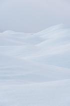 Dunes de neige
