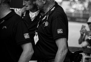 Christopher Six et Serge Cornut