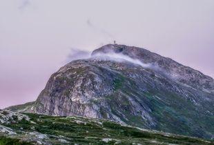 Morning Pink - Bitihorn © Gunnar Kopperud