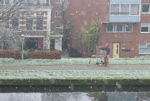 The Winter Painter