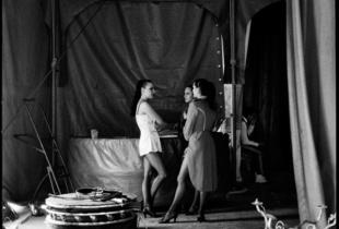 Backstage gossip