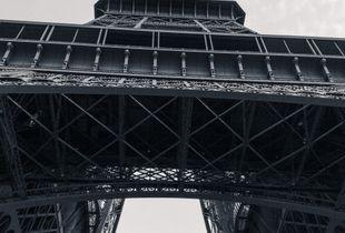 Olha pra cima . Paris, 2015