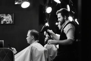 Barbers & Barbers: Modernity and Design.