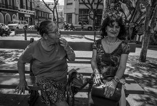 Friends - Plaza de Armas