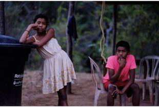 Rocio Community,  Afro Colombian Community, La Guajira