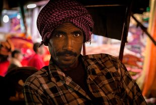 Nights in Agra