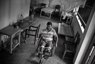Navajeevana, Rehab center, ( Sri Lanka, march, 2012)© Enilffo Raeppa